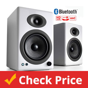 Audioengine-A5+-150W-Wireless-Powered-Bookshelf-Speakers