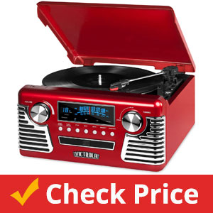 Victrola-50's-Retro-3-Speed-Bluetooth-Turntable-with-Stereo