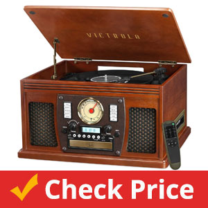 Victrola-Navigator-8-in-1-Classic-Bluetooth-Record-Player